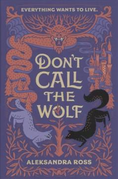 Book Cover: 'Dont call the wolf'