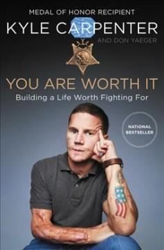 Book Cover: 'You are worth it'