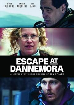 Cover: 'Escape at Dannemora'