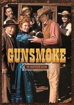 Gunsmoke  Season 18