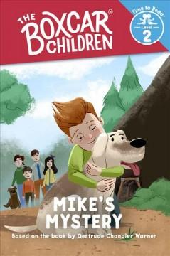 Book Cover: 'Mikes mystery'