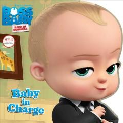 Book Cover: 'Baby in charge'