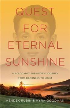 Book Cover: 'Quest for eternal sunshine'
