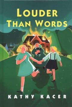 Book Cover: 'Louder than words'