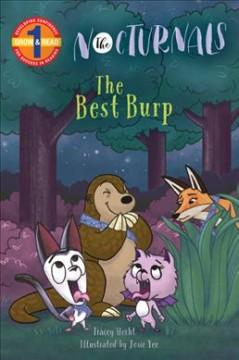 Book Cover: 'The best burp'