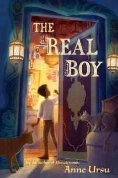 Cover: 'The Real Boy'