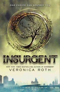 'Insurgent (Divergent, #2)' by Veronica Roth
