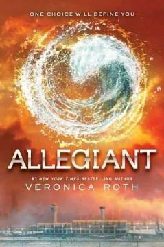 'Allegiant'  by  Veronica Roth