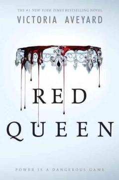 Cover: 'Red Queen'