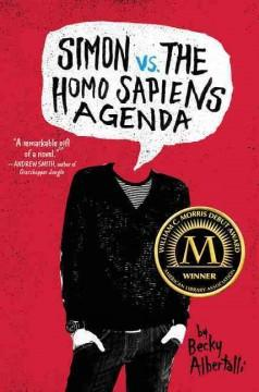 Cover: 'Simon vs. the Homo Sapiens Agenda'