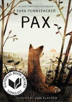 'Pax' by Sara Pennypacker