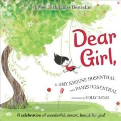 'Dear Girl' by Amy Krouse Rosenthal, Paris Rosenthal