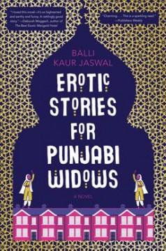 Cover: 'Erotic Stories for Punjabi Widows'