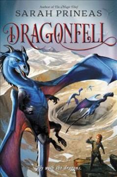 Book Cover: 'Dragonfell'