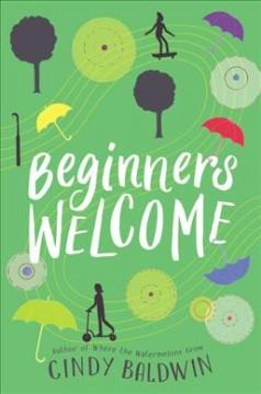Book Cover: 'Beginners welcome'