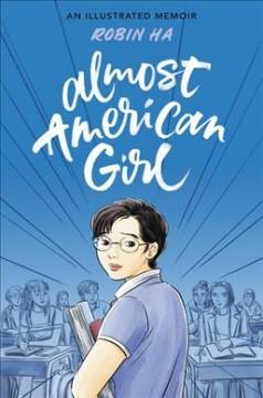 Book Cover: 'Almost American girl'