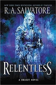 Book Cover: 'Relentless'