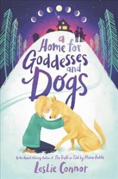 Book Cover: 'A home for goddesses and dogs'