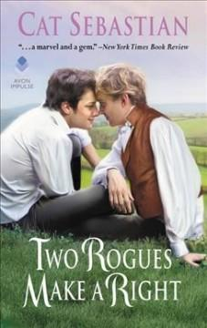 Book Cover: 'Two rogues make a right'