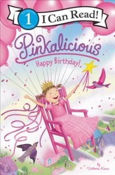 Pinkalicious happy birthday