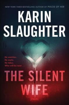 Book Cover: 'The silent wife'