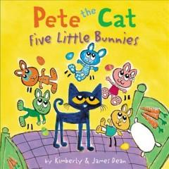 Book Cover: 'Pete the cat'