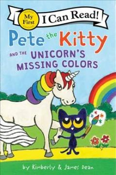Pete the Kitty and the unicorns missing colors