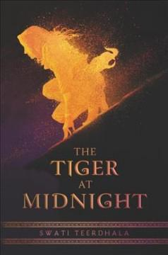 Book Cover: 'The tiger at midnight'