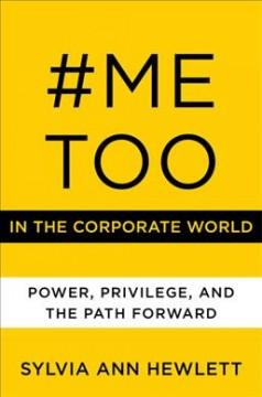 MeToo in the corporate world