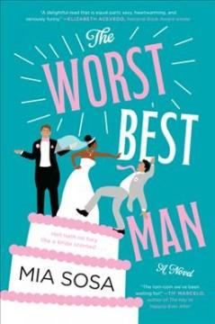 Book Cover: 'The worst best man'