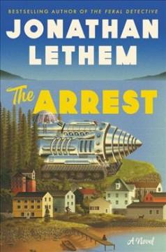 Book Cover: 'The arrest'
