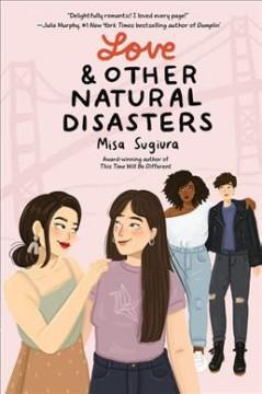 Book Cover: 'Love other natural disasters'