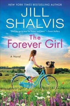 Book Cover: 'The forever girl'