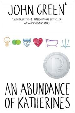'An Abundance of Katherines' by John Green