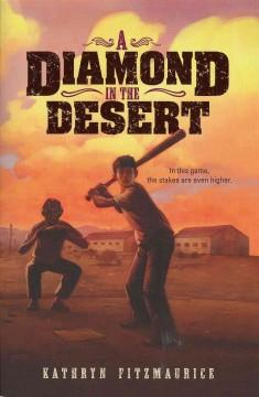 Diamond in the Desert book cover
