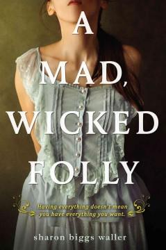 A Mad Wicked Folly book cover
