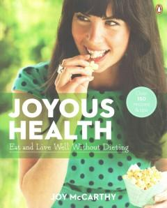 Cover: 'Joyous Health'