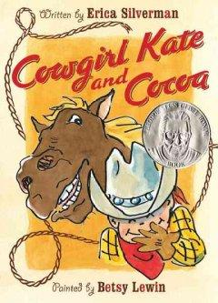 'Cowgirl Kate and Cocoa' by Erica Silverman