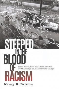 Book Cover: 'Steeped in the blood of racism'