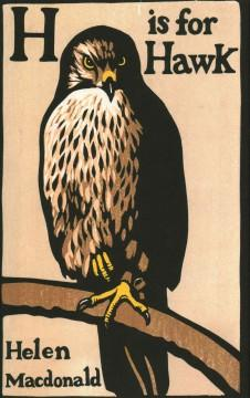 Cover: 'H is for Hawk'