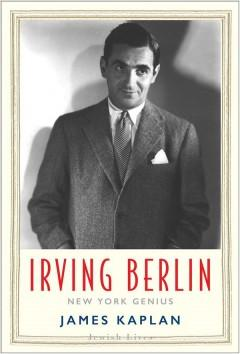 Book Cover: 'Irving Berlin'
