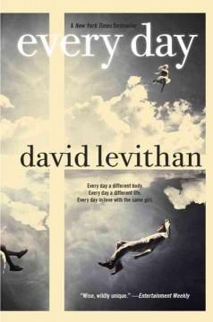 'Every Day'  by  David Levithan
