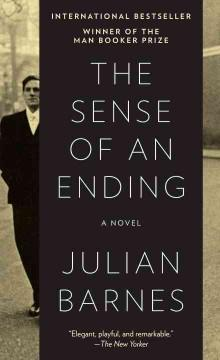 Cover: 'The Sense of an Ending'