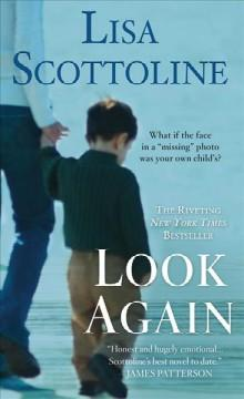 Look Again book cover