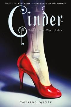 'The Lunar Chronicles'  by  Marissa Meyer