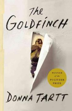 'The Goldfinch' by Donna Tartt