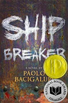 'Ship Breaker (Ship Breaker, #1)' by Paolo Bacigalupi
