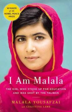 'I am Malala'  by  Malala Yousafzai