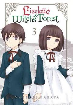 LISELOTTE  WITCH'S FOREST