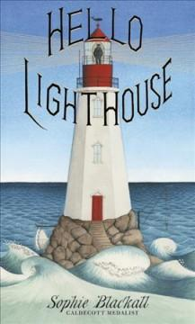 'Hello Lighthouse' by Sophie Blackall